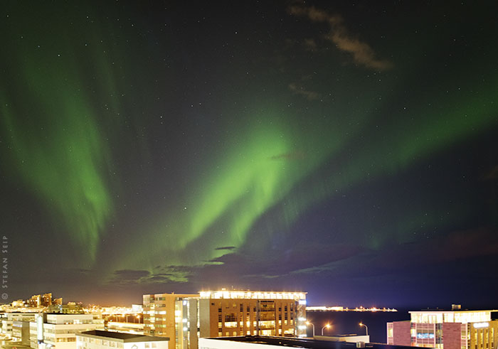 reykjavík wetter oktober